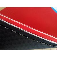 Quality High Density Closed Cell Self Adhesive Foam Compound Insulation Rubber Vibration for sale