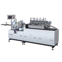Buy cheap High Speed Paper Straw Making Machines With Two Winding Head , Low Noise from wholesalers