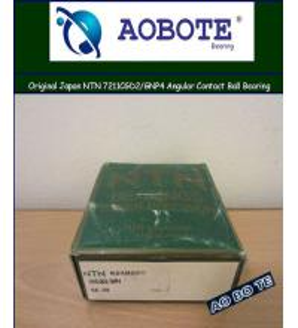 China Gcr15 NTN Ball Bearings 7211CGD2/GNP4 , Angular Contact Ball Bearing wholesale