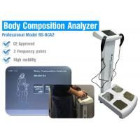 China Professional Body Composition Analyzer For Body Fat Test on sale