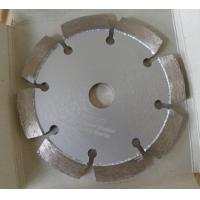 Buy cheap 105mm Normal Segment Tuck Point Diamond Blades , Laser Welded Diamond Saw Blade from wholesalers