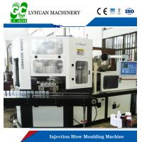 China High Precision Injection Blow Moulding Machine , Water Bottle Blow Molding Machine wholesale