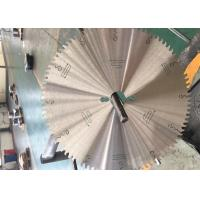 China PCD out diameter 200-450mm thickness 2.2-3.5mm TCT saw blank and steel core on sale