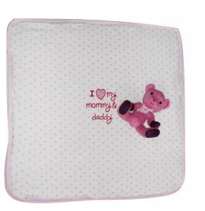 China Custom Winter Girl Newborn Baby Blanket Single Soft Baby Blankets Comfortable wholesale