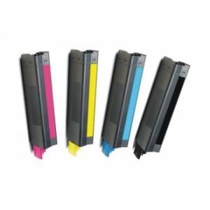Black Compatible OKI C810 Toner Cartridge For OKIDATA C810