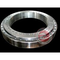 China Custom Carbon Steel Ring Rolling Forging / Forged Slew Bearing , Height 1500mm wholesale