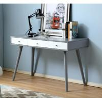 China European Vintage Computer Writing Desk And Hutch For Home / Office wholesale