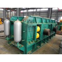 China Hydraulic double roller Controlling System Roller Crusher for Mining CE / ISO on sale