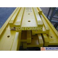 China High Rigidity H20 Timber Beam , Sturdy Wood Timber Beams Building Construction wholesale