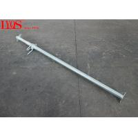 China Q235 Grade Steel Shoring Posts Building Support Props Notched Plate Type wholesale
