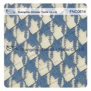 China Multi Color  Irregular   42% Nylon 58% Cotton Fabric for casual wear wholesale