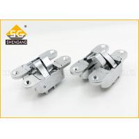 China Three Way 180 Degrees Concealed  Hinges of  Interior Door And Wardrobe Door wholesale