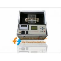 Buy cheap Series FOT Fully Automatic Transformer Oil BDV Tester, Oil filtration from wholesalers