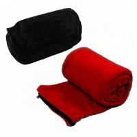 China Anti Pilling Fleece Sleep Sack For Adults , Compact Light Sleeping Bag Liner wholesale