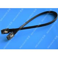 China Computer Serial Attached SCSI SAS Cable SFF 8087 To SFF 8087 Tinned Cooper Conductor wholesale