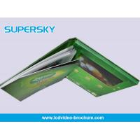 China Multi Language Rechargeable LCD Video Brochure High - Definition with HiFI Speaker wholesale