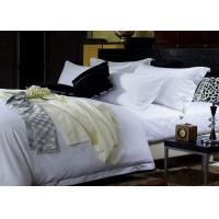 China Washable Cotton Hotel Collection Bedding Sets , Hotel Quality Bedding Sets wholesale