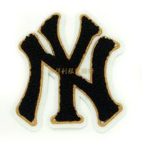 Durable Embroidered Back Patches , Custom Embroidered Badges No Minimum