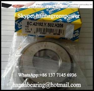 EC.42192.Y.S02.H206 Auto Bearing Taper Roller Bearing 25x55x14mm