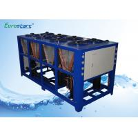 China Outdoor 40 Ton Commercial Water Chiller Package Unit Vertical Water Pump wholesale