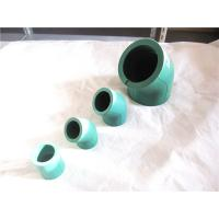 China 45 Degree Elbow PPR Pipe Fittings PPR Tube For Hot Water Heating System wholesale