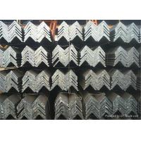 China SS400 Structural Steel Sections Equal Steel Angle Section , L Section Steel wholesale