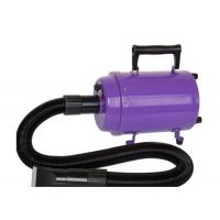 China Purple Paddling Pool Pump , Portable Electric Air Pump For Inflatables wholesale