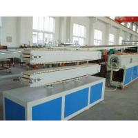 China Plastic Pipe Extrusion Line 200kg/H For HDPE Silicon Core Pipe wholesale