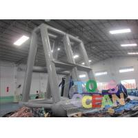 China Floating Customize Sea Advertising Inflatables For Promotion CE Water Billboard wholesale