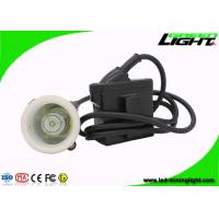 China GL5-A Corded Cap Lamp 4000lux  IP67 with 22hours for Industrial and Emergency wholesale