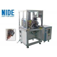 China 800kg Armature Coil Winding Machine For Motor Armature Rotor Commutator Hot Stacking wholesale