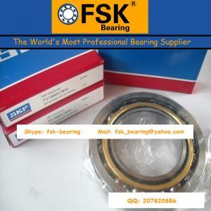 China Precise SKF Angular Contact Ball Bearings 7218BEP 7218BECBP 7218BECBM 7218BECBJ wholesale