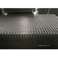 China Anti Craking Galvanized Wire Mesh Sheets / Rolls 2mm-5mm Dia Wire wholesale