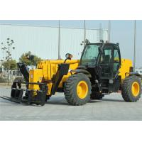 China High Power Construction Machinery Telescopic Forklift Truck 3.5 Ton Platform Approved SGS wholesale