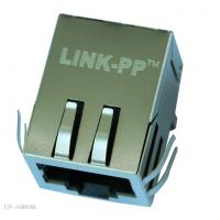 China 13F-60ND2NL RJ45 10 / 100 BASE-T JACK WITH MAGNETIC MODULE VoIP GSM Gateways wholesale