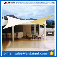 High quality and lowest price car packing sun shade sail