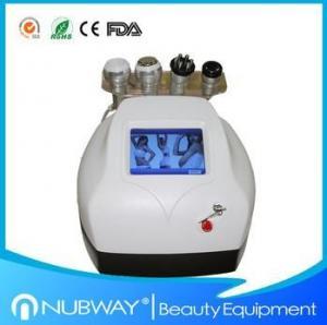 New designed RF+ Vacuum+Ultrasonic Cavitation Body Slimming Skin Lifting Machine