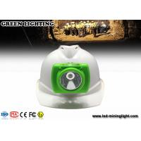 Quality Alli baba com 18650 li-ion battery 125lumen LED mining light cap lamp for wholesale for sale