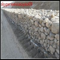 Buy cheap electrical galvanized gabion box wire mesh/stone cages gabion box wire mesh/250g/m2 zinc coated stone cage mesh from wholesalers