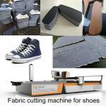 China CNC Computerized Fabric Automatic Cloth Cutting Machine For Big Garment Manufacture wholesale