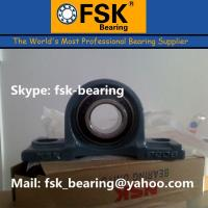 China ASAHI FYH Pillow Block Ball Bearings Factory UCP205 with Insert Bearings wholesale