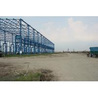 China Popular Light Steel Building Material For Construction Steel Structure Workshop With Overhead Crane wholesale