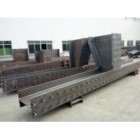 China Pre - Fabricated Warehouse Steel Frame With Steel Floor Decks Power Produce House wholesale