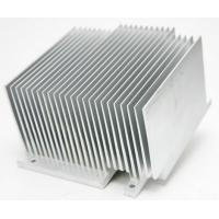 China 6063 6061 6005 Aluminum Heatsink Extrusion Profiles For Milling Drilling Bending Process wholesale