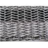 Buy cheap Heavy Duty Flexible Conveyor Belt Eye Flex Modular Chain Edge Alkali Resistant from wholesalers