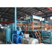 China Siemens Motor Waster Paper Egg Tray Machine 400-12000pcs / Hour Production Speed wholesale