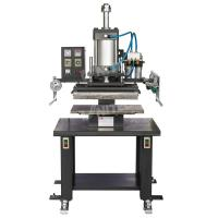 Buy cheap Pneumatic Hot Stamping Machine 320KG Pressure Adjustment With Ring Nut from wholesalers