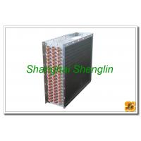 Buy cheap Copper Tube Aluminum Fin Condensing Air Cooled Heat Exchangers from wholesalers