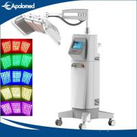 Apolomed PDT LED RGB Red Blue Light Therapy For Anti aging Sensitive Skin Care