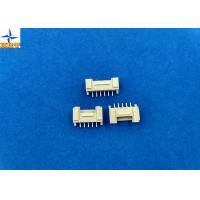 China wire to board connector 2.00mm pitch wafer connector side entry shrouded header wholesale